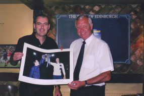 Nick and Peter Osgood