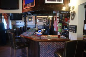 The Duke of Edinburgh public bar