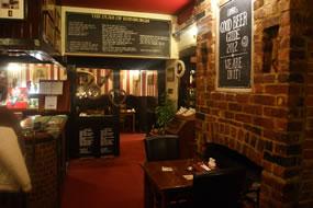 Inside The Duke pub