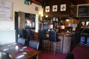 The Duke of Edinburgh saloon bar