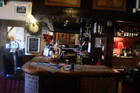 The Duke of Edinburgh saloon bar
