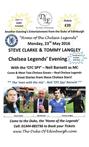 Chelsea Legends Steve Clarke