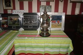 fa cup at the duke
