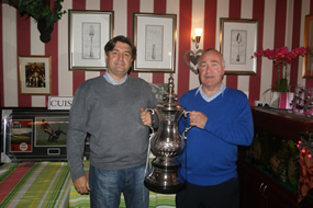 fa cup chopper and guest