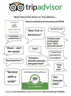 trip advisor flyer