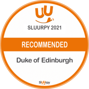 sluurpy quality seal